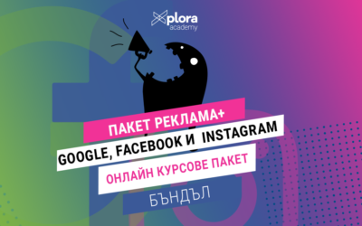 Пакет реклама plus – Google Ads, Facebook Ads и Instagram